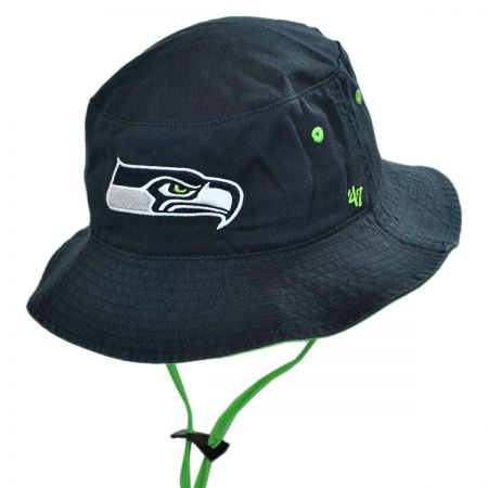 47 Brand Seattle Seahawks NFL Kirby Bucket Hat