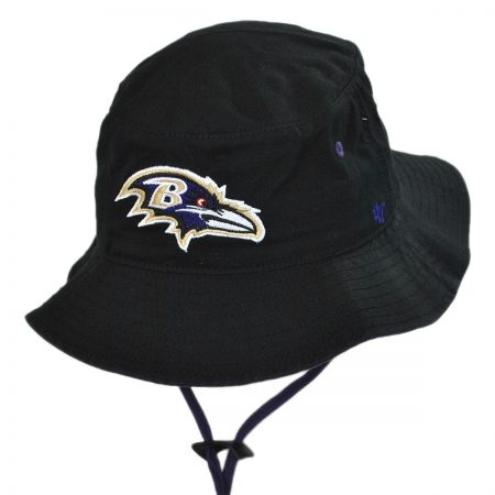 47 Brand Baltimore Ravens NFL Kirby Bucket Hat