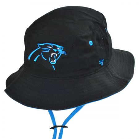 47 Brand Carolina Panthers NFL Kirby Bucket Hat