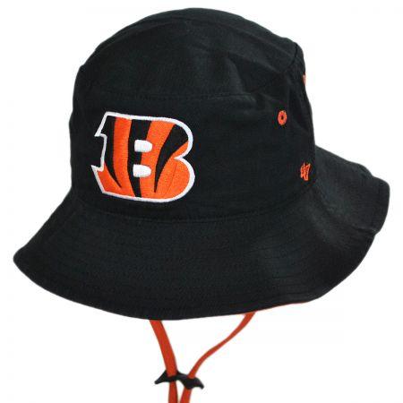 47 Brand Cincinnati Bengals NFL Kirby Bucket Hat