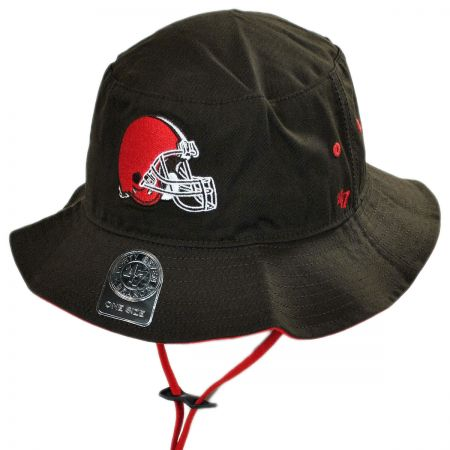 47 Brand Cleveland Browns NFL Kirby Bucket Hat
