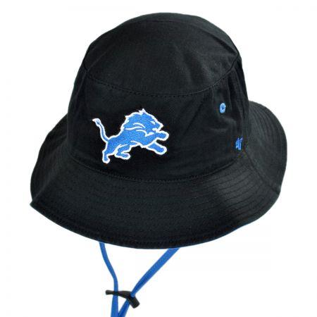 47 Brand Detroit Lions NFL Kirby Bucket Hat