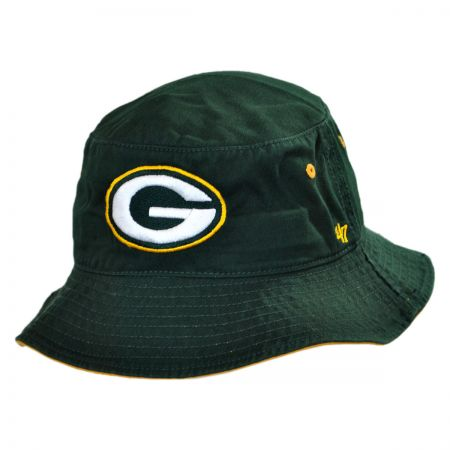 47 Brand Green Bay Packers NFL Kirby Bucket Hat