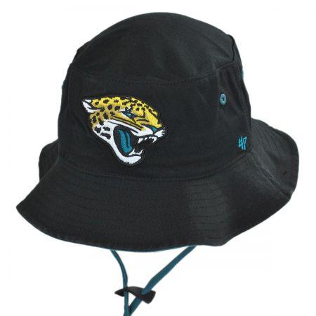47 Brand Jacksonville Jaguars NFL Kirby Bucket Hat