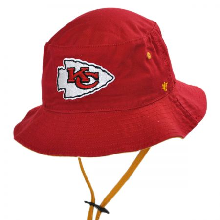 47 Brand Kansas City Chiefs NFL Kirby Bucket Hat