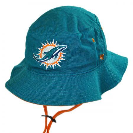 47 Brand Miami Dolphins NFL Kirby Bucket Hat