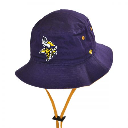 47 Brand Minnesota Vikings NFL Kirby Bucket Hat