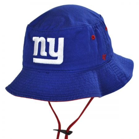 47 Brand New York Giants NFL Kirby Bucket Hat