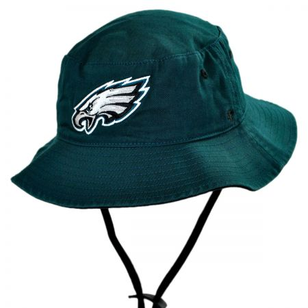 47 Brand Philadelphia Eagles NFL Kirby Bucket Hat