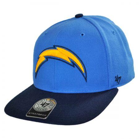 Los Angeles Chargers NFL Sure Shot Strapback Baseball Cap