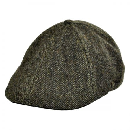 EK Collection by New Era Camo Tweed Duckbill Ivy Cap