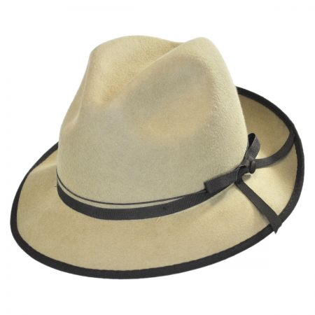 Brooklyn Hat Co Soft Felt Open Road Hat
