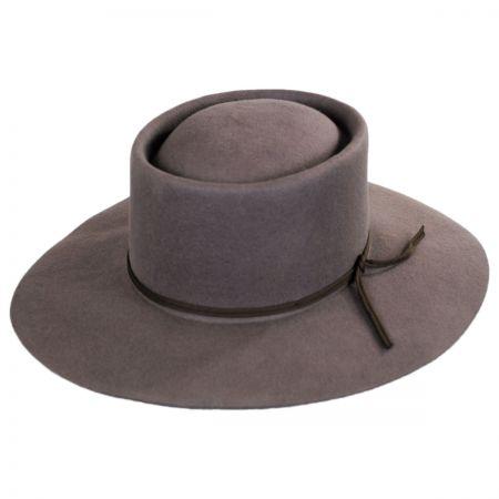 Brixton Hats Strider Rancher Style Wide Brim Fedora Hat