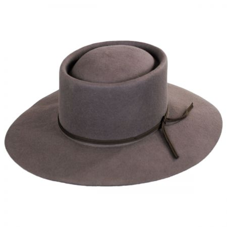 Brixton Hats Strider Wool Felt Western Hat