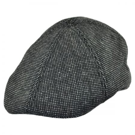 Brooklyn Hat Co Bricks Wool Blend Duckbill Ivy Cap