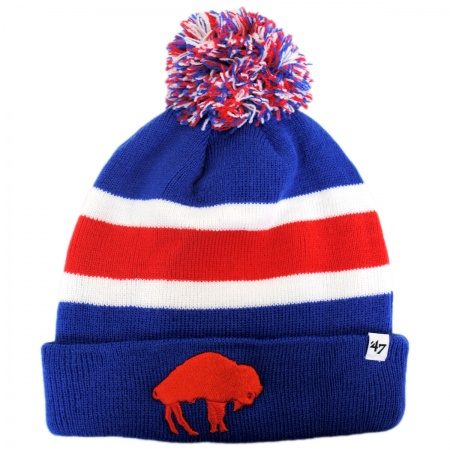47 Brand Buffalo Bills NFL Breakaway Knit Beanie Hat