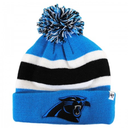 47 Brand Carolina Panthers NFL Breakaway Knit Beanie Hat