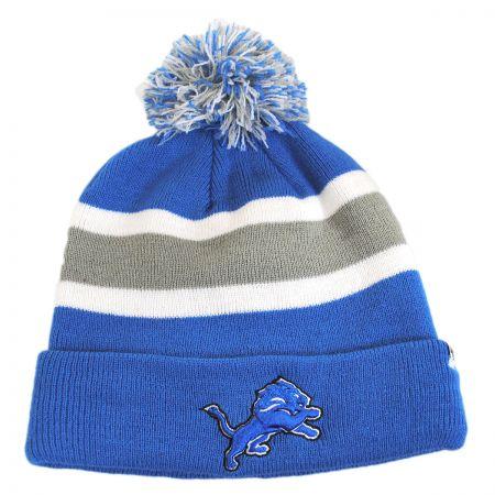 47 Brand Detroit Lions NFL Breakaway Knit Beanie Hat