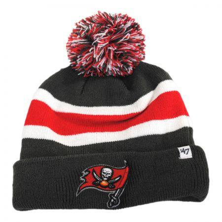 47 Brand Tampa Bay Buccaneers NFL Breakaway Knit Beanie Hat