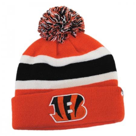 47 Brand Cincinnati Bengals NFL Breakaway Knit Beanie Hat
