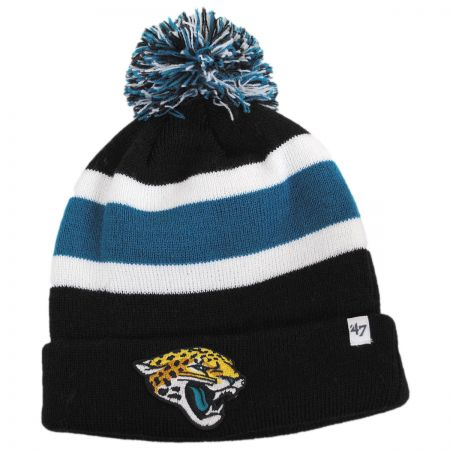47 Brand Jacksonville Jaguars NFL Breakaway Knit Beanie Hat