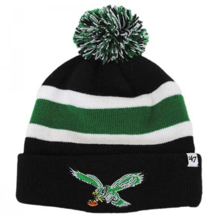 47 Brand Philadelphia Eagles NFL Breakaway Knit Beanie Hat