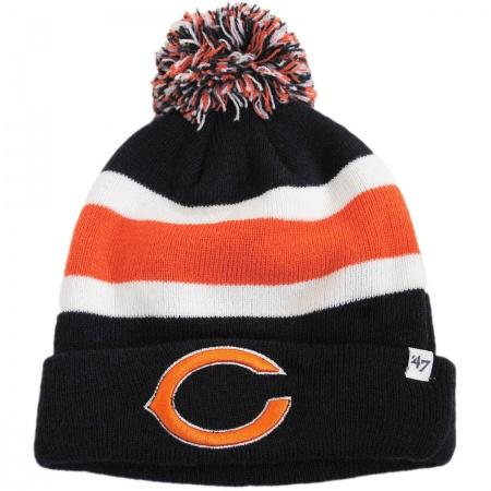 47 Brand Chicago Bears NFL Breakaway Knit Beanie Hat
