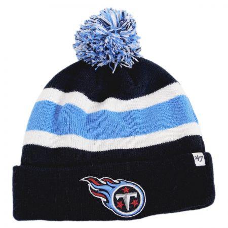 47 Brand Tennessee Titans NFL Breakaway Knit Beanie Hat