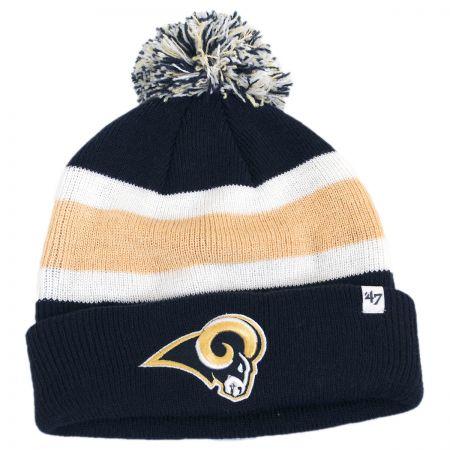 47 Brand St. Louis Rams NFL Breakaway Knit Beanie Hat