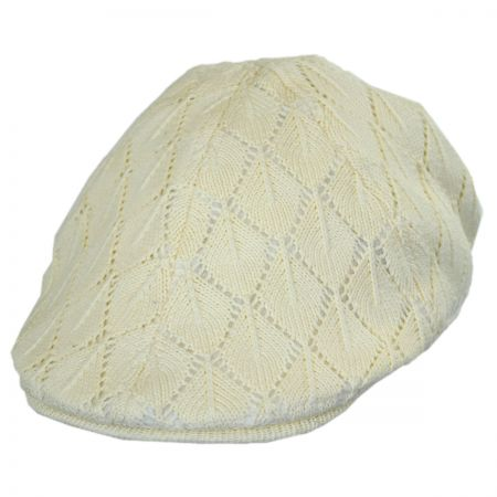 Stacy Adams Sweater Knit Cotton Ivy Cap