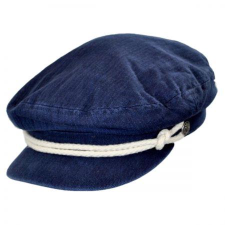 Cotton Fiddler Cap