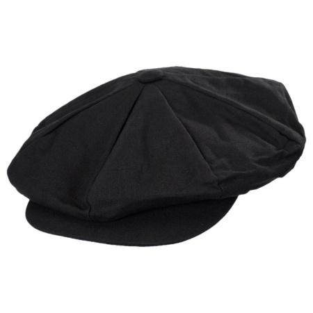 B2B Jaxon Linen Big Apple Cap