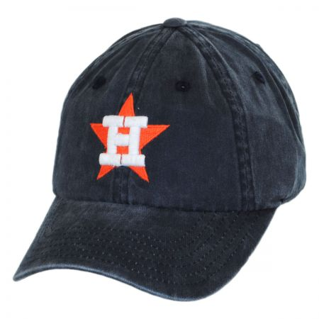 American Needle Houston Astros MLB Raglan Strapback Baseball Cap