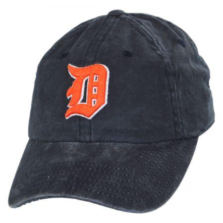 Detroit Tigers MLB Raglan Strapback Baseball Cap Dad Hat alternate view 1