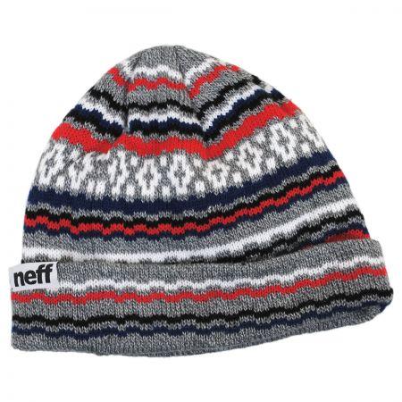 Neff Islander Beanie Hat