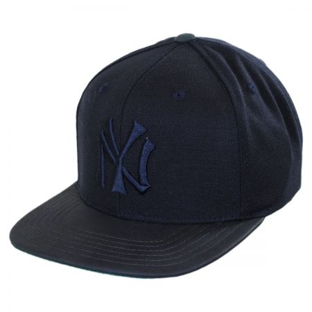 American Needle New York Yankees MLB Tonalism Strapback Baseball Cap Dad Hat