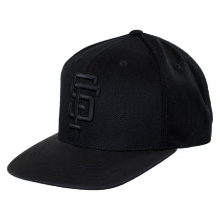 American Needle San Francisco Giants MLB Tonalism Strapback Baseball Cap