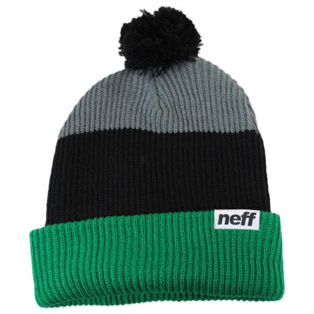 Snappy Beanie Hat