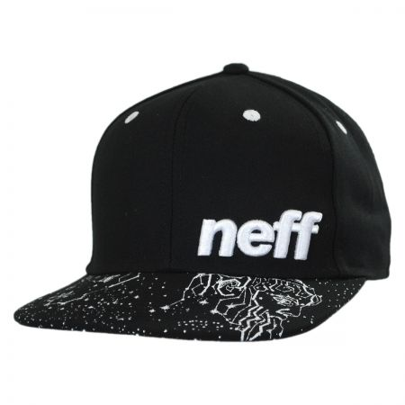 Neff Constellation Daily Pattern Snapback Baseball Cap