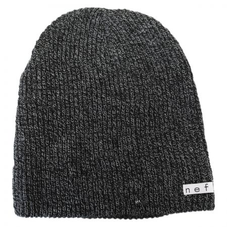 Daily Heather Knit Beanie Hat alternate view 2