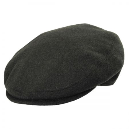 Stetson Cashmere and Wool Ivy Cap with Earflaps