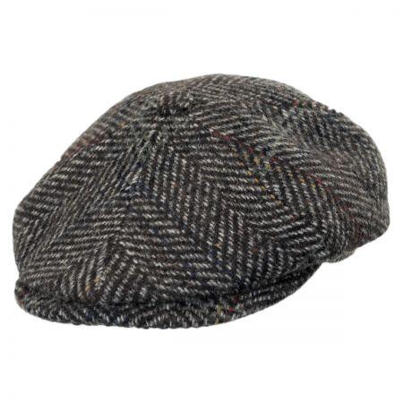 Stetson Italian Wool Newsboy Cap