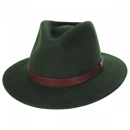 Messer Wool Felt Fedora Hat alternate view 47