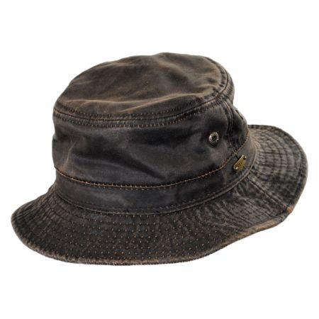 Stetson Weathered Bucket Hat