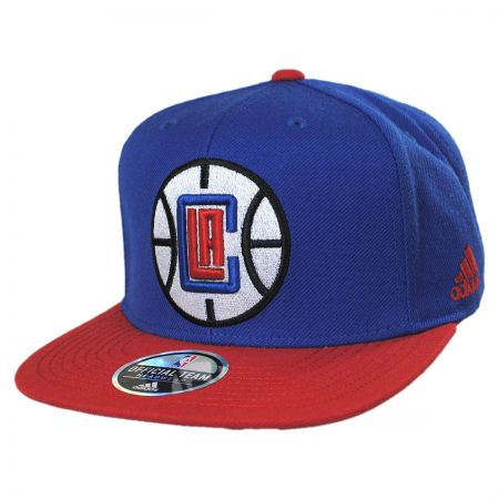 Mitchell & Ness Los Angeles Clippers NBA adidas On-Court Snapback Baseball Cap