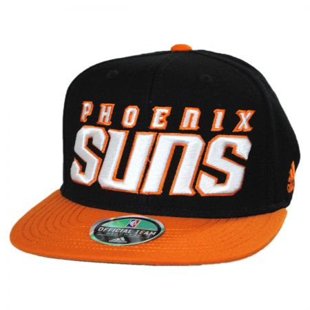 Mitchell & Ness Phoenix Suns NBA adidas On-Court Snapback Baseball Cap