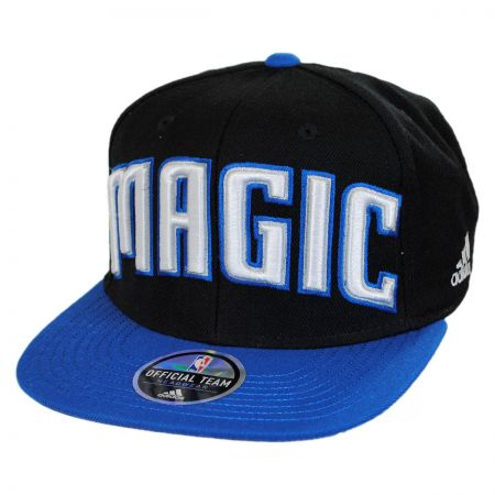 Mitchell & Ness Orlando Magic NBA adidas On Court Snapback Baseball Cap