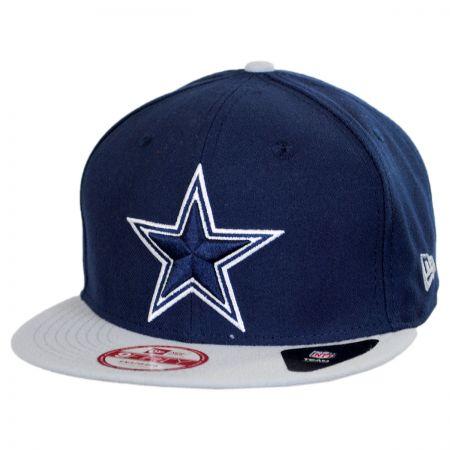 New Era Dallas Cowboys NFL 9Fifty Bind Back Snapback Baseball Cap