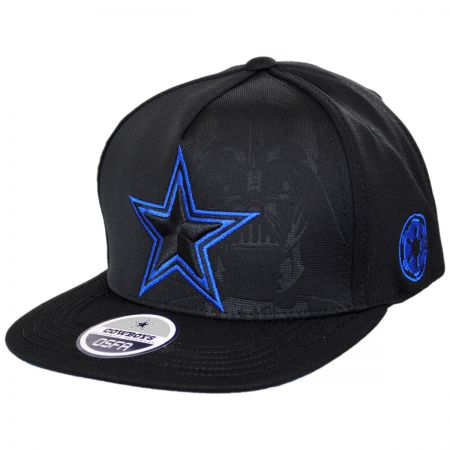 Dallas Cowboys Dallas Cowboys NFL Star Wars Impressive Snapback Baseball Cap