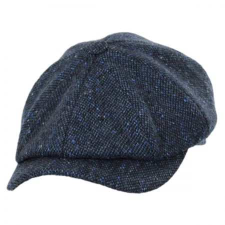 Magee Tic Weave Lambswool Newsboy Cap alternate view 6